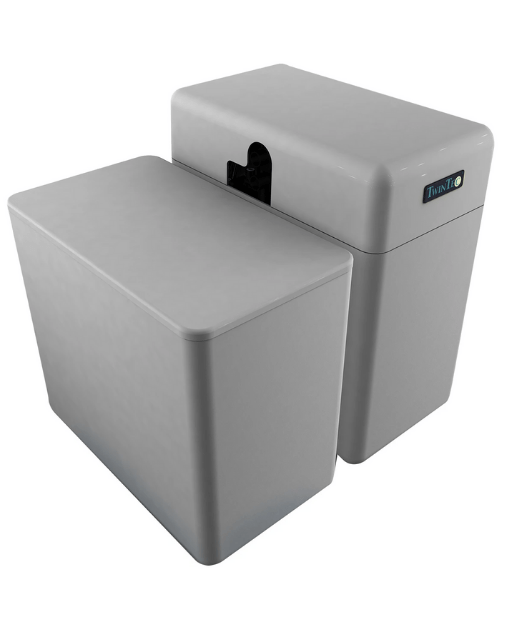 Twin Tec XL1 Water Softener Twin Tank Non-Electric Softener