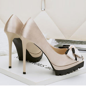 Sexy High Heels Wedding Party Shoes