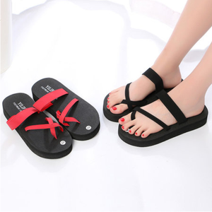 Clip Toe Platform Casual Sandals For Women