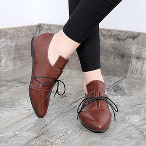 Pointed Casual Shoes