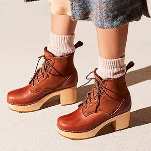 New Saling Waterproof Ankle Boots