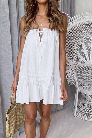 Fashion Off Shoulder Casual Vacation Dress