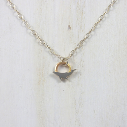 Coastal Karma Jewels- Necklace - Humpback Whale