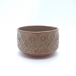 Needle + Fern - Ceramic Bowl - Deco Stamp