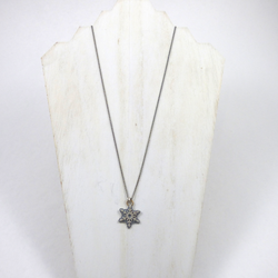 Coastal Karma Jewels- Necklace - Snowflake l