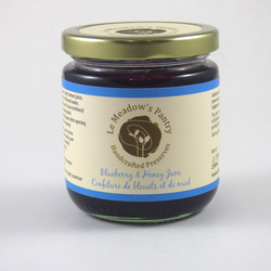 Le Meadow's Pantry - Blueberry Honey Jam
