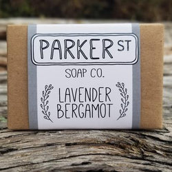 Parker St Soap Co- Soap Bar – Lavender Bergamot