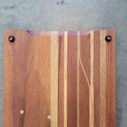 Dave Smith – Small Woven Inlay Cutting Board