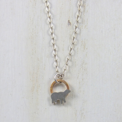 Coastal Karma Jewels- Necklace - Bear