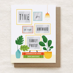 Quirky Paper Co. – Card – Photo