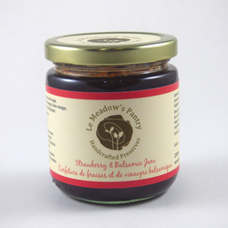 Le Meadow's Pantry - Strawberry & Balsamic Jam