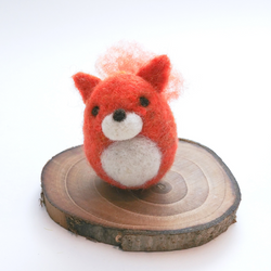 Honey Canada - DIY Felting Kit - Fox