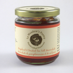 Le Meadow's Pantry - Grapefruit and Smoked Sea Salt Marmalade