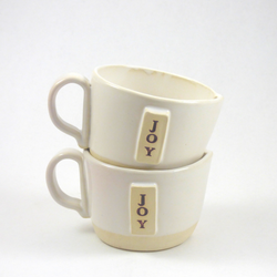 Just Potters - Mug - Mini Stamped