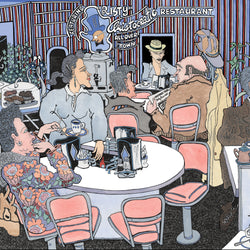 Keith McKellar – Print – Aristocratic Restaurant Interior
