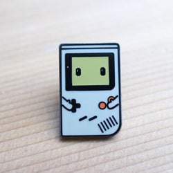 Craftedvan - Enamel Pin – Gameboy