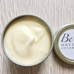 Be Natural Botanicals- Body Butter – Rose & Sandalwood