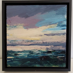 Jennifer Harwood - Original Art – Days End 8x8