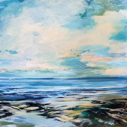 Jennifer Harwood - Original Art – In This Moment 36x36