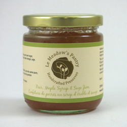 Le Meadow's Pantry - Pear Maple Sage Jam