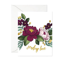 Linden Paper Co. - Cards - Sending Love