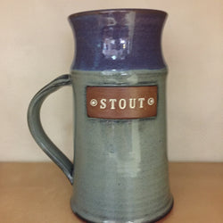 Willowcraft Pottery - Stein - Stout