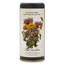 Strathcona 1890 - Bee Garden Seeds Tin