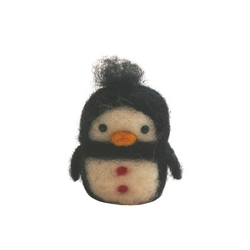 Honey Canada - DIY Felting Kit - Penguin