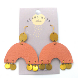 Scandinazn - Earrings - Big Arches Earrings