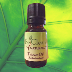 Be Clean Naturally - Essential Oil– Thieves 10mL