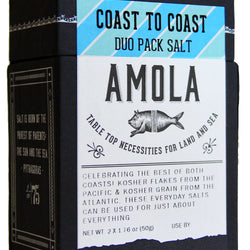 Amola Salt - Coast to Coast Duo