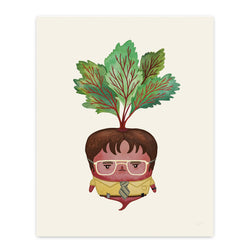 Art & Soul Creative Co - Prints - Beet Farmer