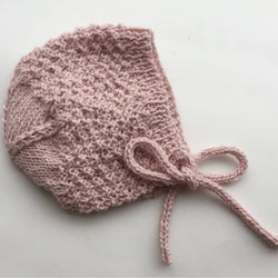 Eiffel & Eyre - Knitted Bonnet - 9 to 12 Months