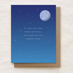 Quirky Paper Co. – Card – Times Like These