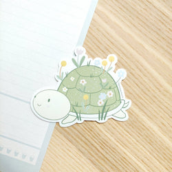 Mint and Woolly - Sticker - Turtle