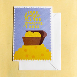 Bek Design - Card - Booty Treasure