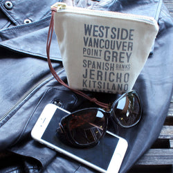 Riding The Pine - Westside Pouch