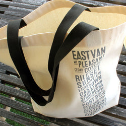 Riding The Pine - Tote Bag – East Side