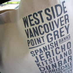 Riding The Pine - Tote Bag – West Side