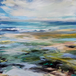 Jennifer Harwood - Original Art – Summer Dream 1 36x36