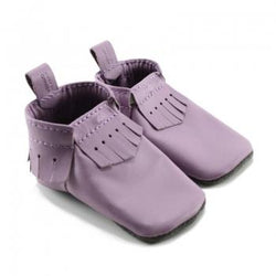 Mally Design - Mally Mocs - Leather - Lilac