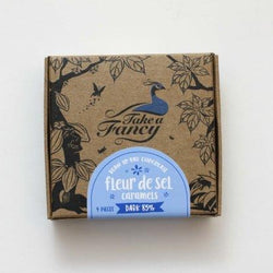 Take A Fancy - Fleur De Sel Caramels - Dark