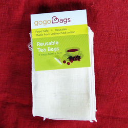 GogoBags - Reusable Tea Bag
