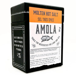 Amola Salt – Molten Hot