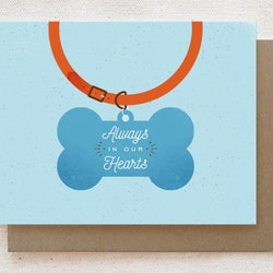 Quirky Paper Co. - Card - Always (Blue)