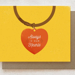 Quirky Paper Co. - Card - Always (Yellow)