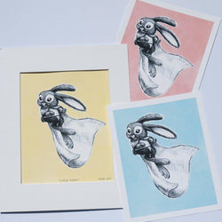 Pickle Punch – Prints - Super Bunny