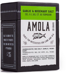 Amola Garlic and Rosemary Salt