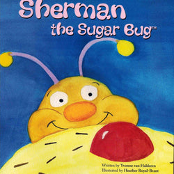 Yvonne van Halderen - Sherman The Sugar Bug