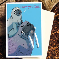 Pickle Punch – Greeting Cards - Father's Day Cards